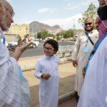 Pilgrims with special needs treated to a memorable Umrah trip under Saudi ministry's Ramadan initiative