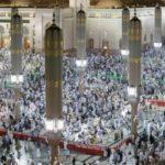 3.2 million people pray Taraweeh at Prophet's Mosque in Ramadan first half