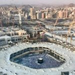 Third Expansion of Grand Mosque in Makkah suspended for sterilization