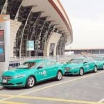JUST IN: Saudi Arabia Airport taxis go green